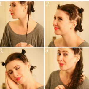 Hairstyles Of The Day.