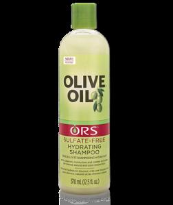 Sulfate-free shampooOlive Oil Sulfate-Free Hydrating Shampoo