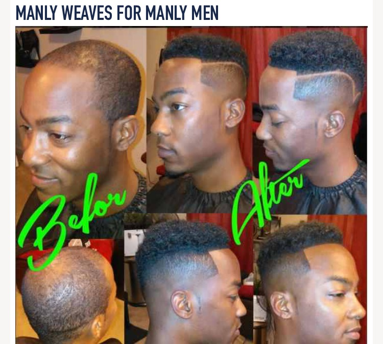 Manly Weaves